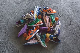 watch 6d839 dbdd0 Dragon Ball Z x adidas A Complete Look at the Collection