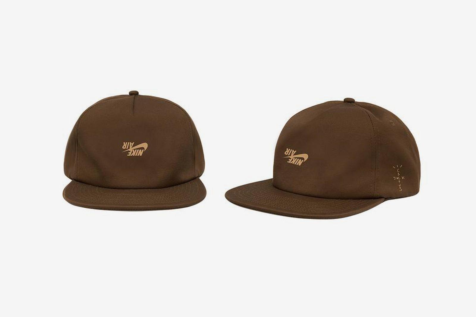 "Travis Scott Jordan Brand ""Highest in the Room"" brown hat"