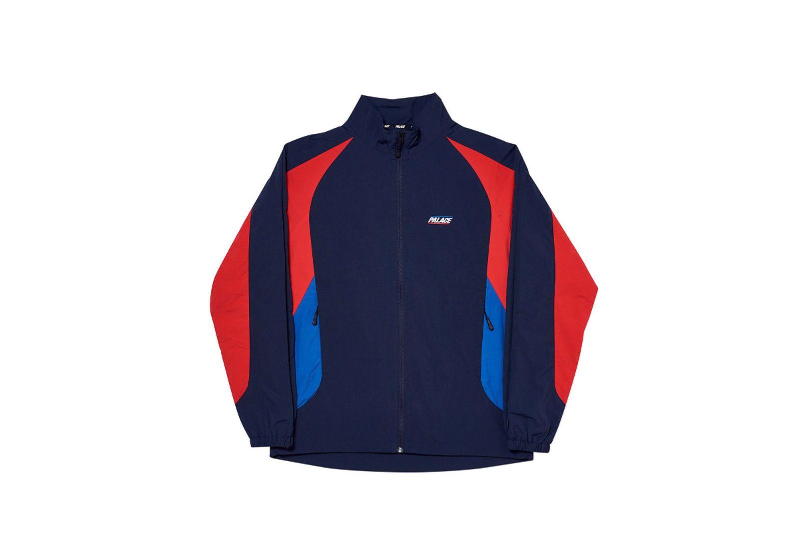 Palace 2019 Autumn Jacket revealer shell navy