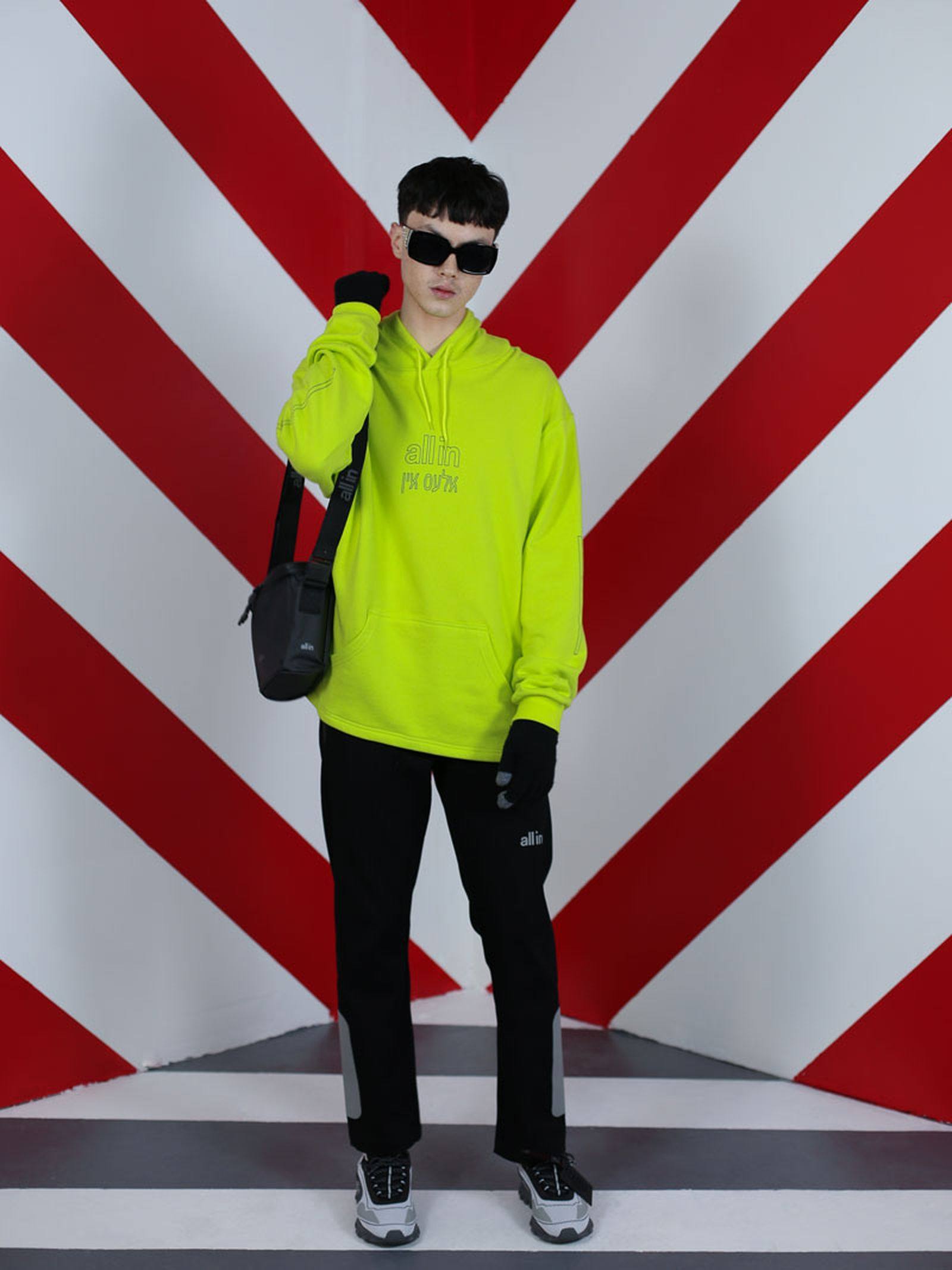 54all in ss19 lookbook