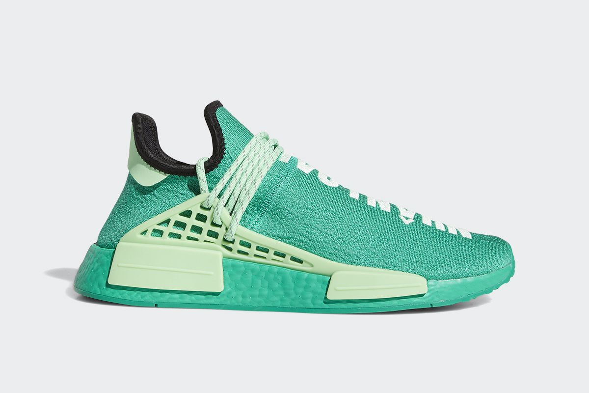 Pharrell's adidas HU NMD Gets a Minty Fresh Makeover 3