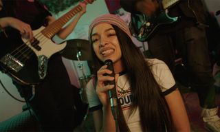 """Princess Nokia & Her Band Do Battle in """"Look Up Kid"""" Video"""