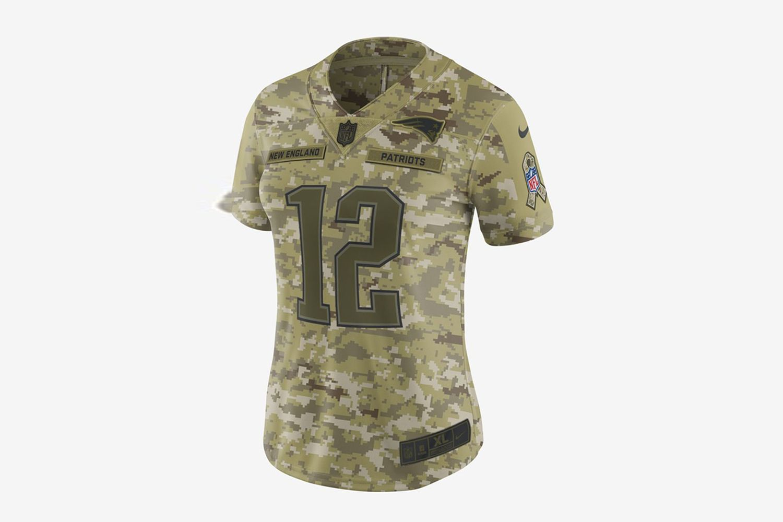 NFL New England Patriots Limited Jersey (Tom Brady)