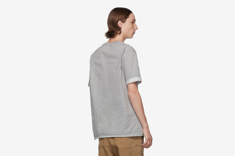 Grey Vintage 'UCLA' T-Shirt