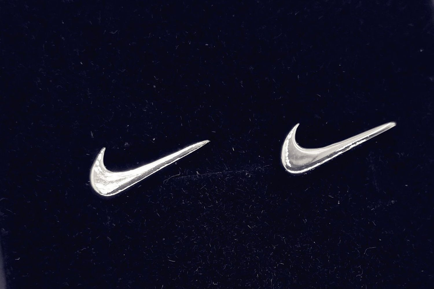 Swoosh Earrings
