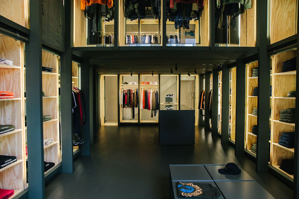 maharishi Opens First International Store in NYC