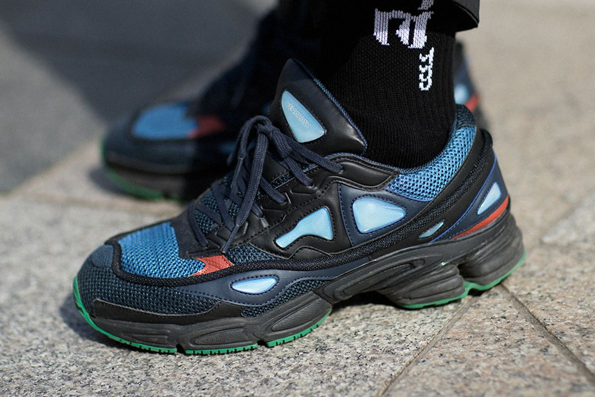 Raf Simons' Cylon-21 Could Be His Next Ozweego 10