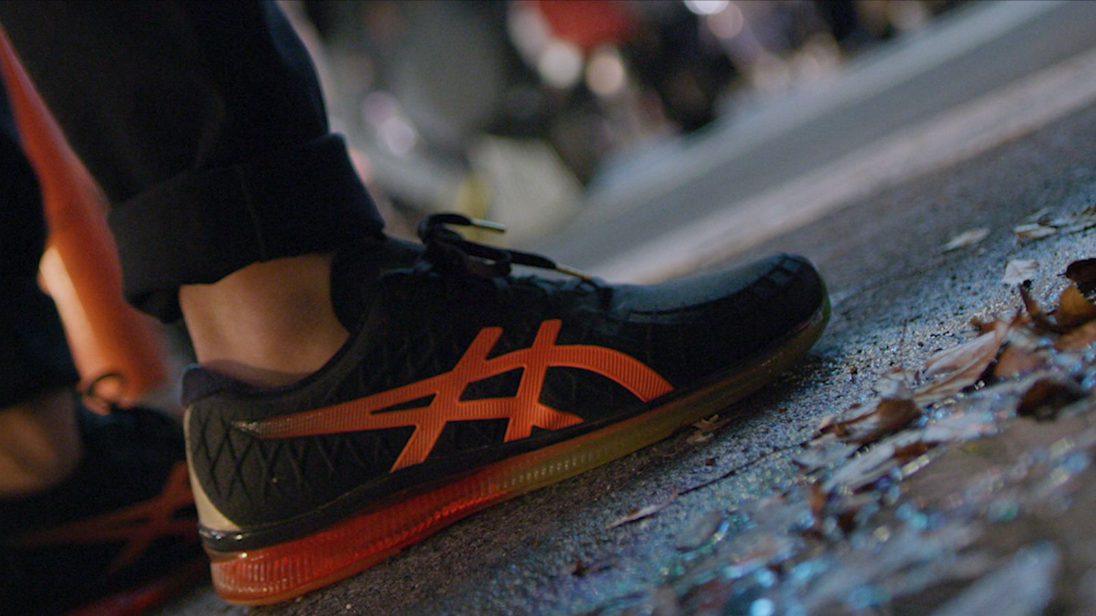 asics iss quantum infinity video First Frame asics gel-quantum infinity
