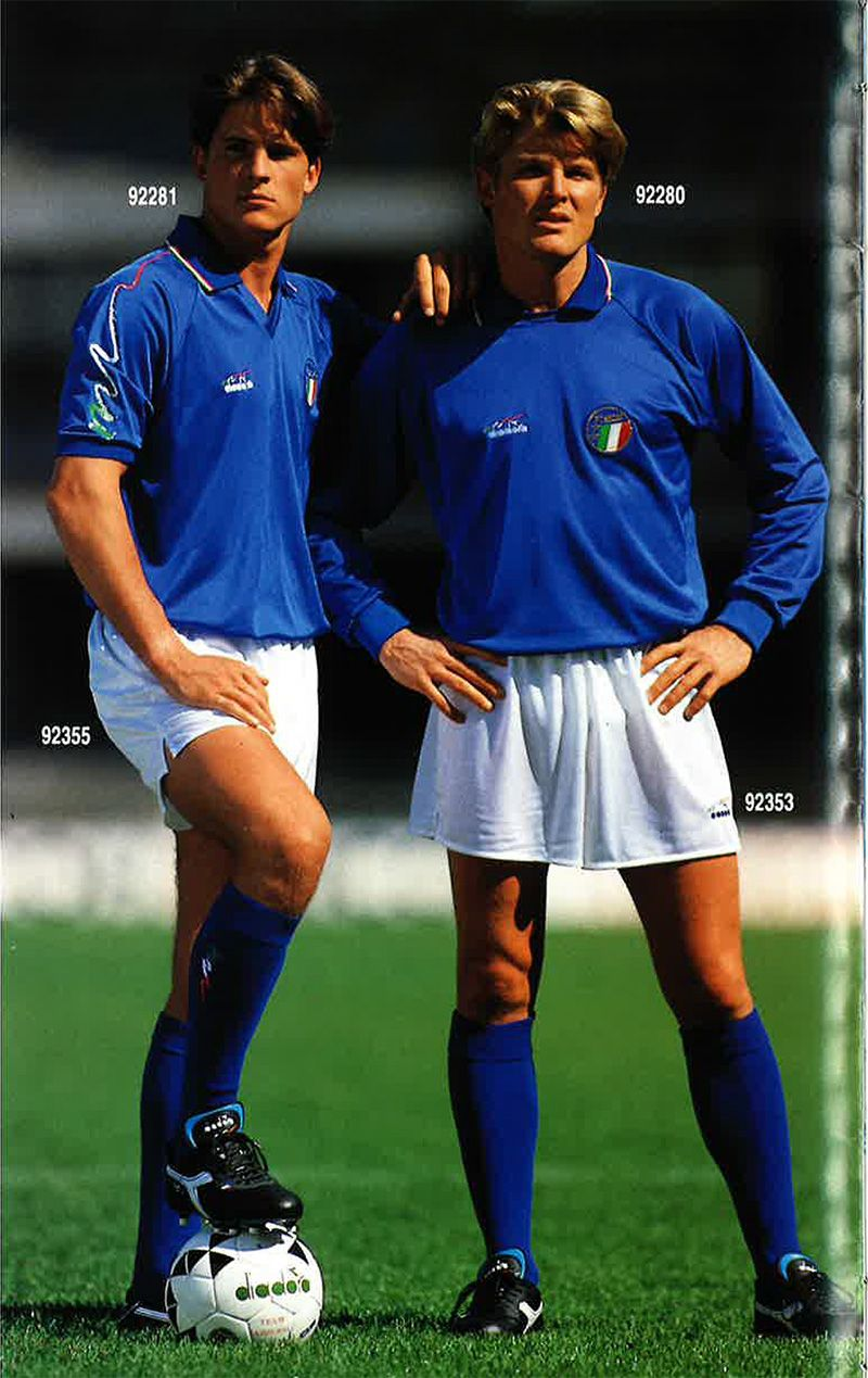 From Bjorg to Baggio, How Diadora Came to Symbolize Style and Sport 28