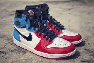 "timeless design 12ac5 93cb8 Nike Air Jordan 1 High OG ""Fearless"": Release, Date & Price"