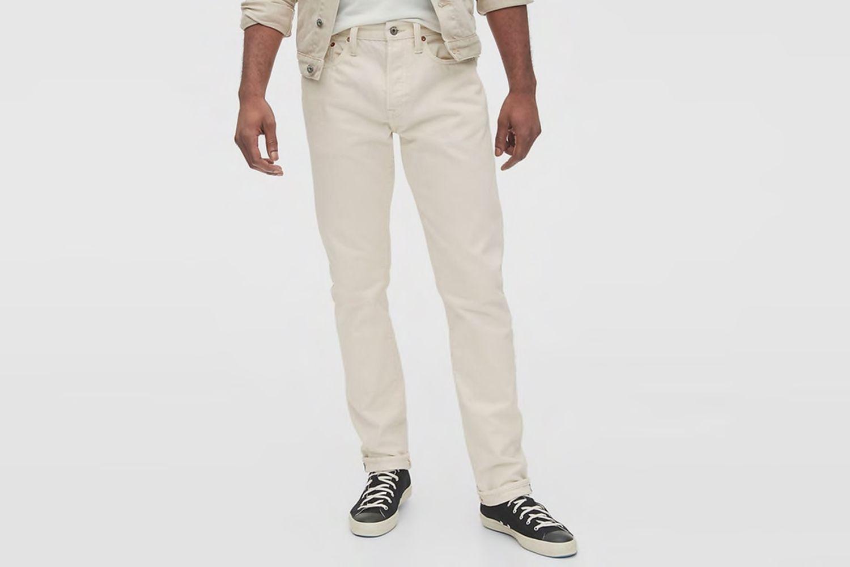 Selvedge Slim Jeans