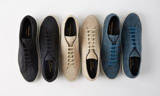 Steven Alan Teams up With Common Projects on Achilles Low Collection