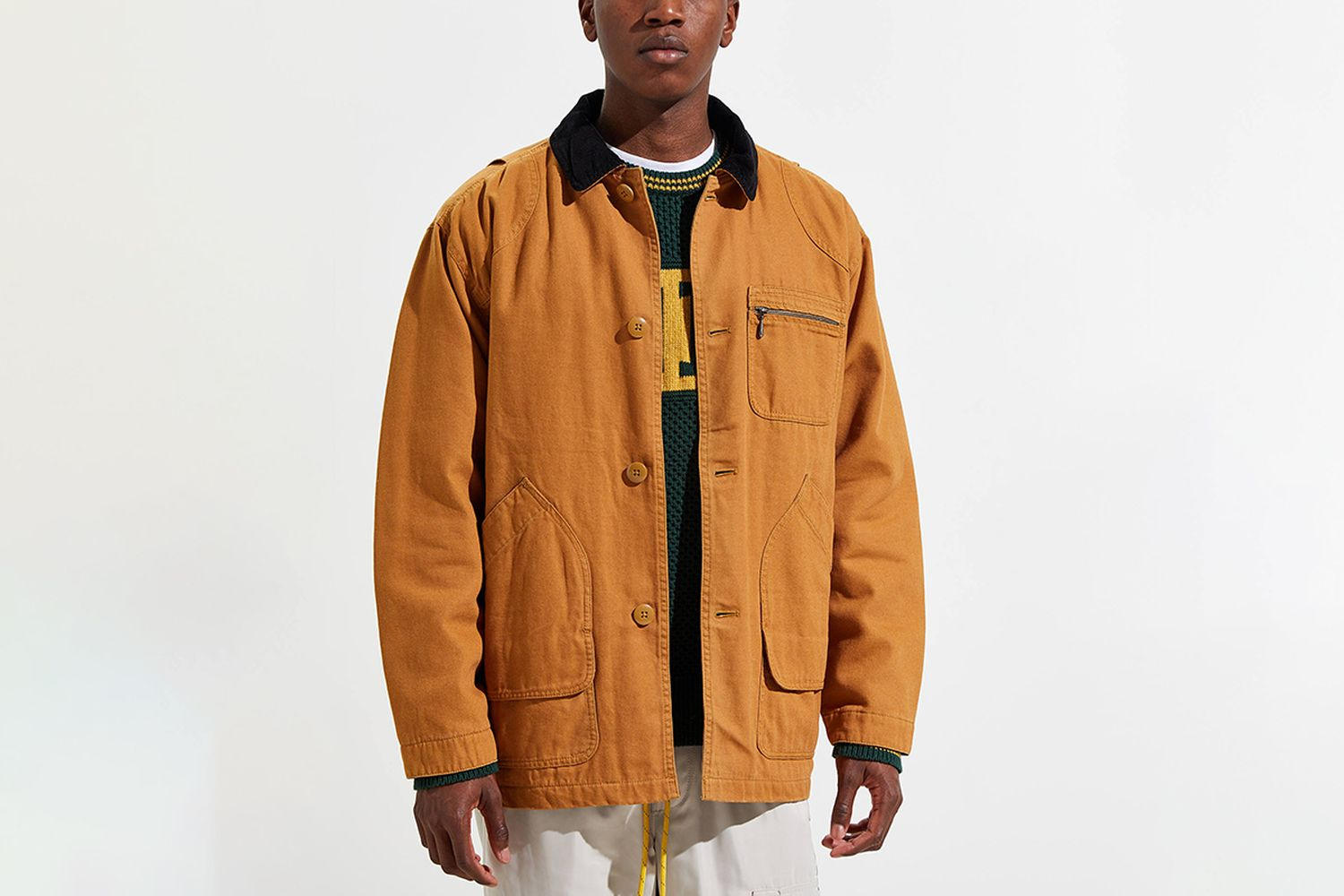 Lined Hunting Utility Coat