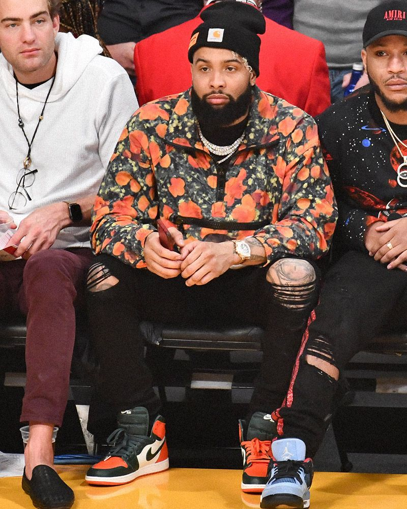 Seven Times Fire Sneakers Showed Up Courtside at the NBA 20