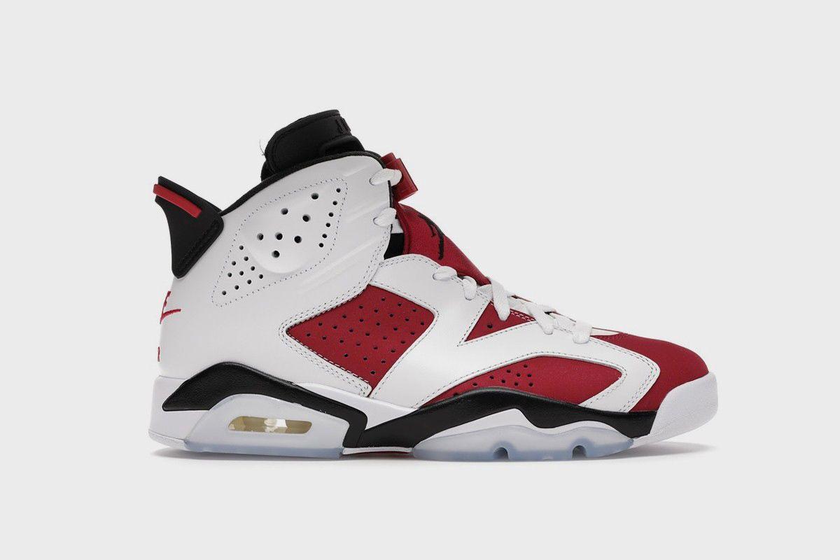 """Where to Buy the Air Jordan 6 """"Carmine"""" Early"""