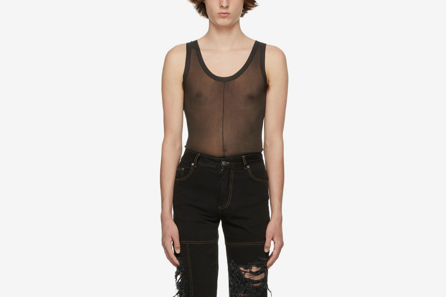 Spacer Tank Top