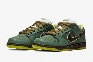 "brand new d7725 da423 The Concepts x Nike SB Dunk ""Lobster Green"" Is About to Drop"