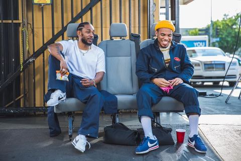 anderson paak kendrick lamar collaboration Knxwledge dr. dre