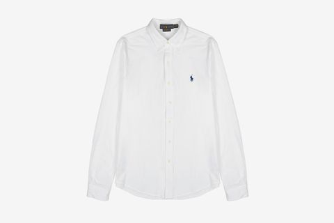 Piqué Cotton Shirt