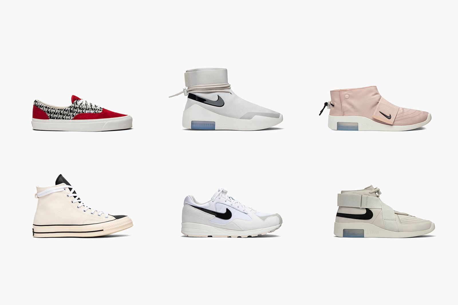 Querido matraz Proceso  Cop Our Favorite Fear of God Sneakers at GOAT