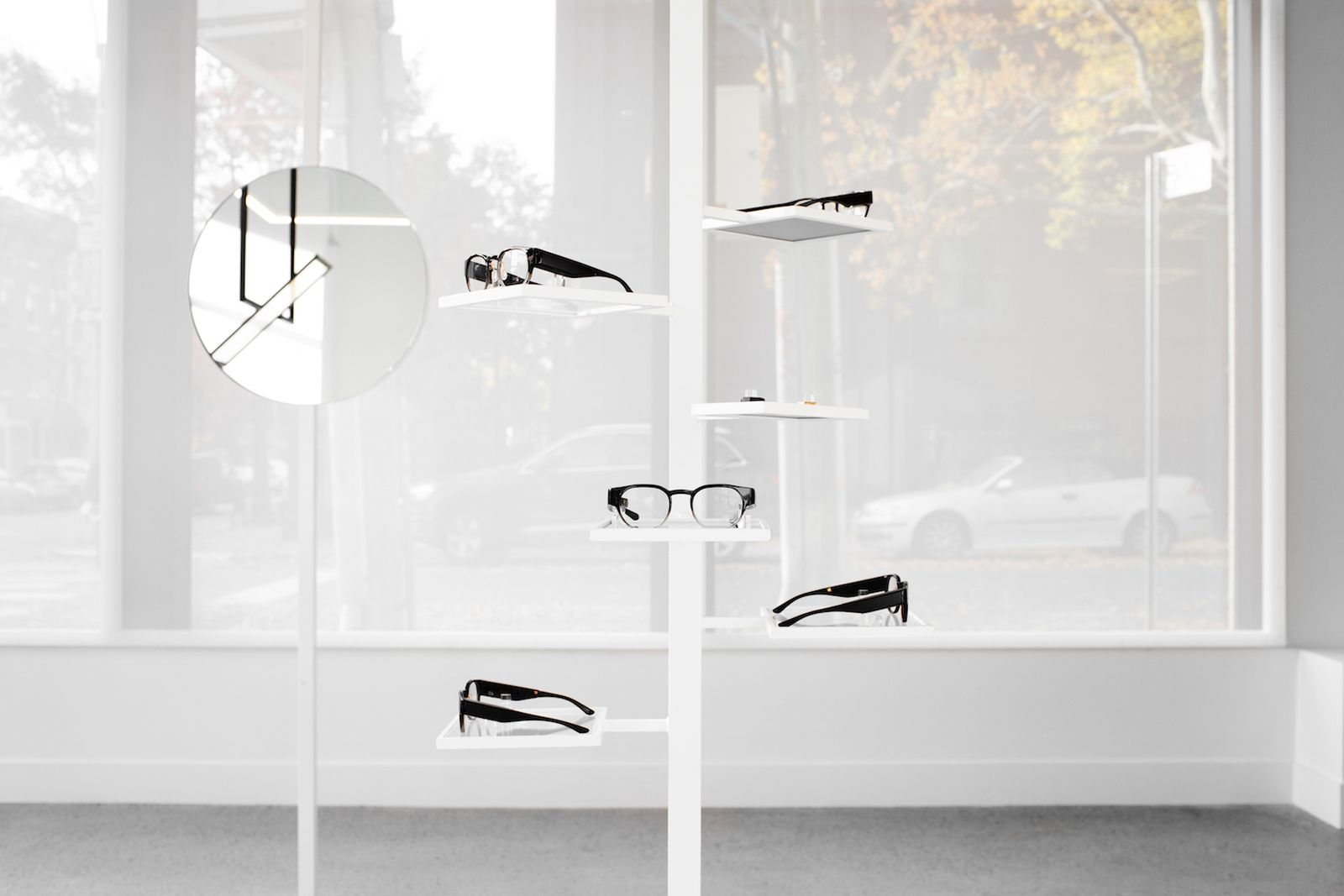 north focals smart glasses showroom focals by north