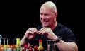 Stone Cold Steve Austin Recalls the Time He Pooped Himself in the Ring on 'Hot Ones'
