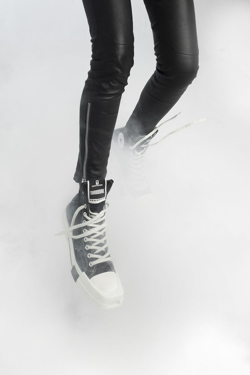 Rick Owens' Take on the Chuck '70 Is Dark, Edgy & We Need It