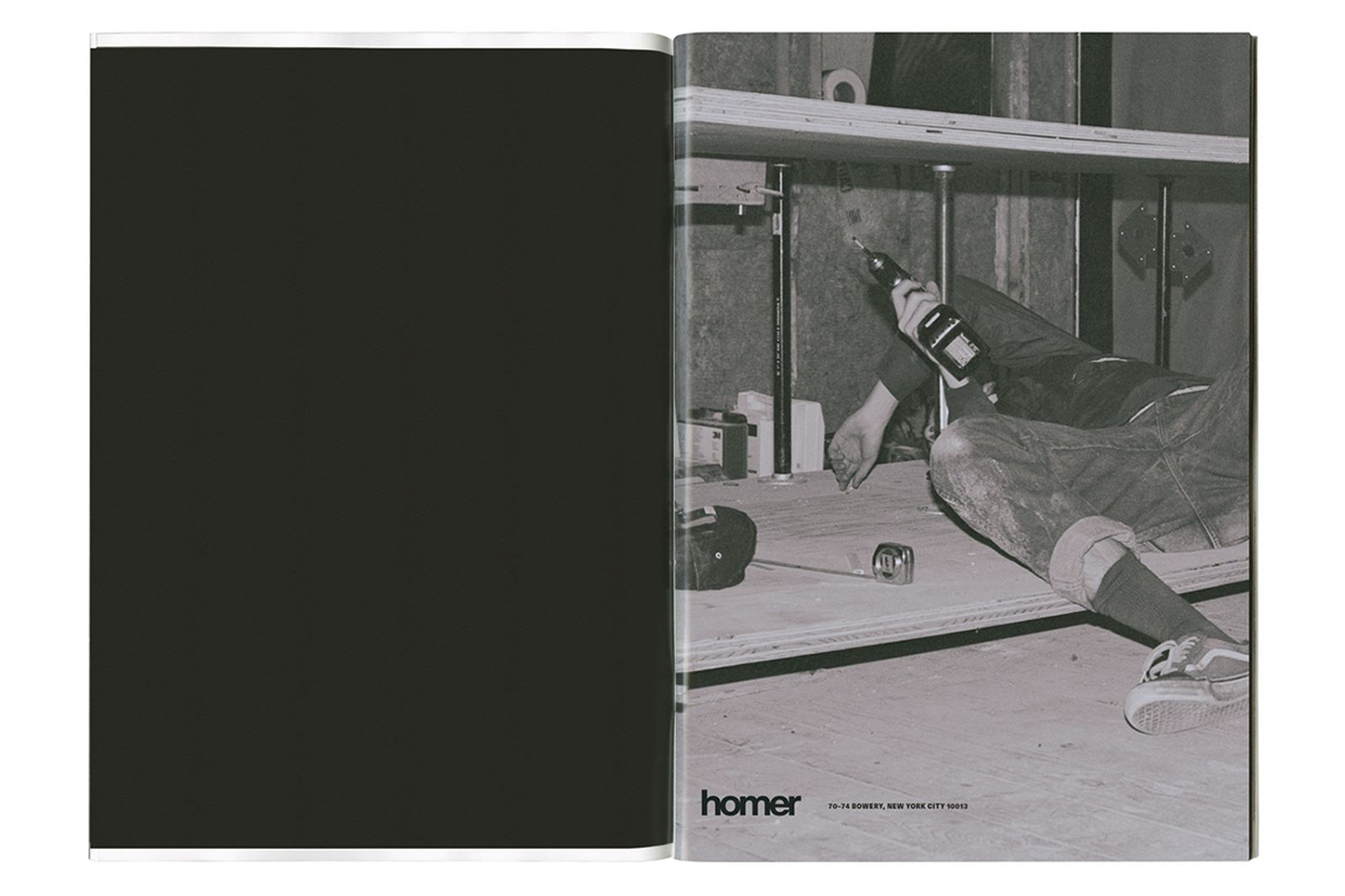 Frank Ocean Homer Brand store Catalog collection jewelry silk scarves