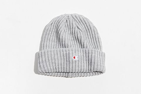 UO Exclusive Embroidered C Logo Beanie