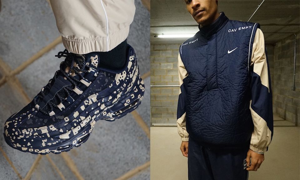 best authentic 4ad7b 6adff Cav Empt x Nike Air Max 95: Where to Buy Today