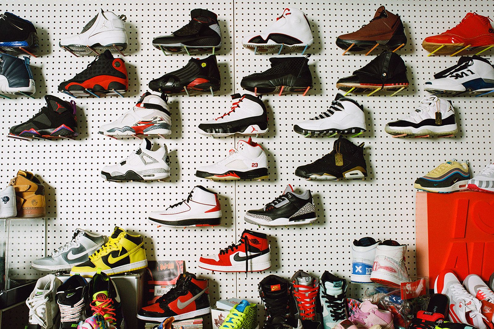 meet kickback toronto sneaker charity redefining nice kicks Air Jordan The Kickback identity & representation