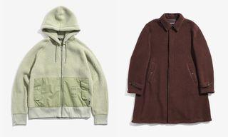 UNDERCOVER's Cozy New Fleeces Feature Stanley Kubrick-Inspired Graphics