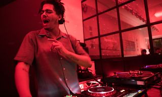 Here's What Went Down When Seth Troxler Played at Horizn Studios' LFW Shoreditch Store Opening Last Night