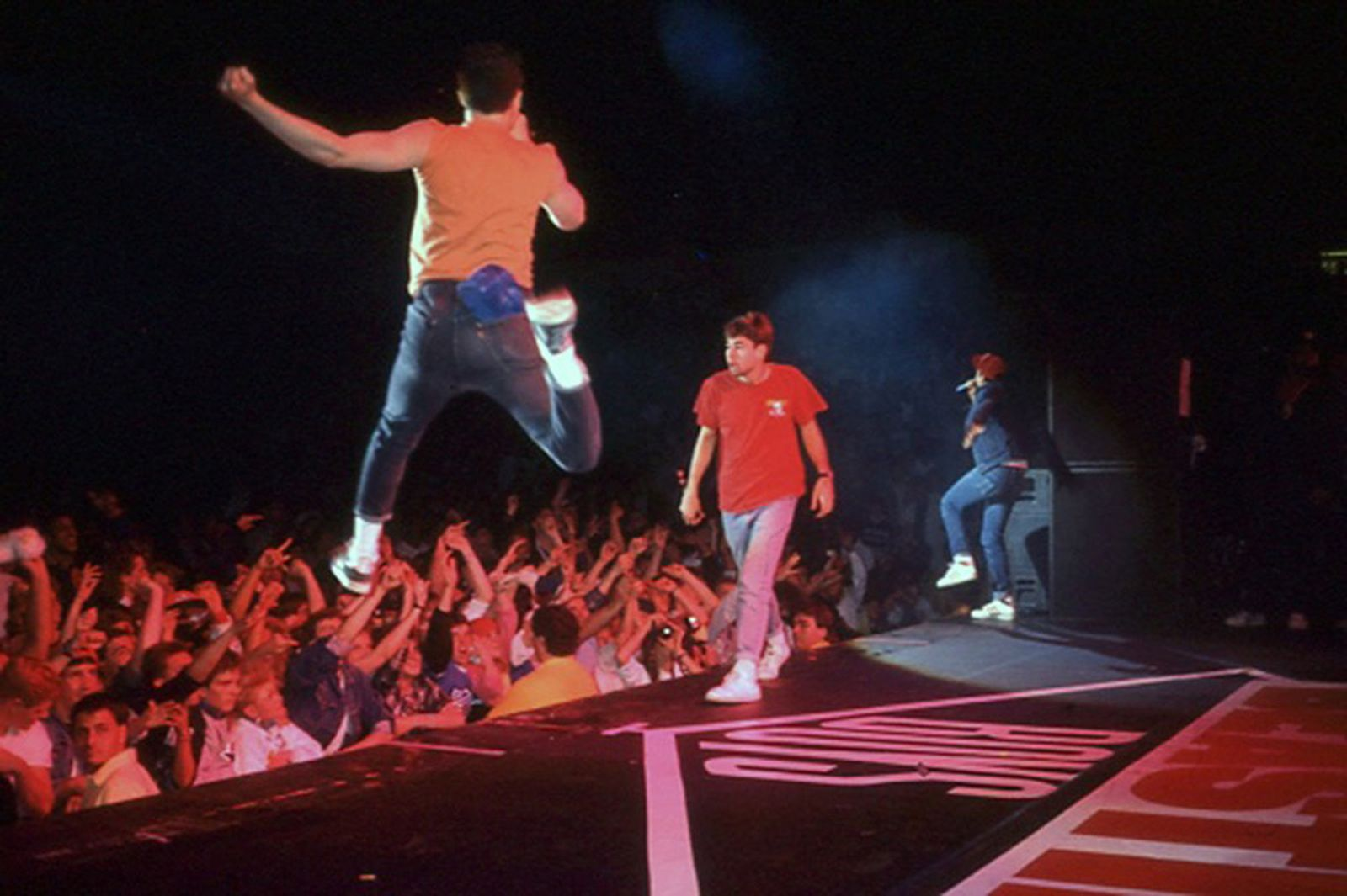 Beasties Licensed To III Tour, 1987
