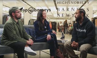 A Look Back at Our Favorite Designer Moments From thedropNY@Barneys