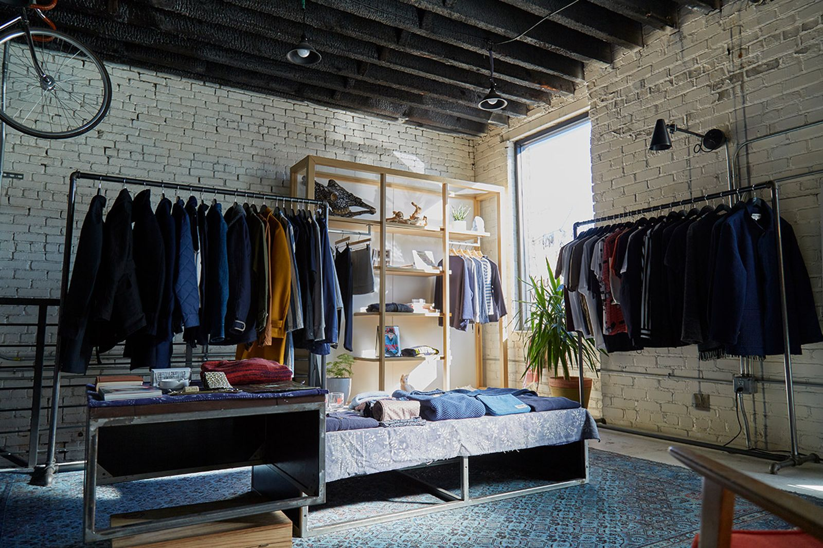 Kinfolk NYC Clothing Stores AMEX american express platinum fashion