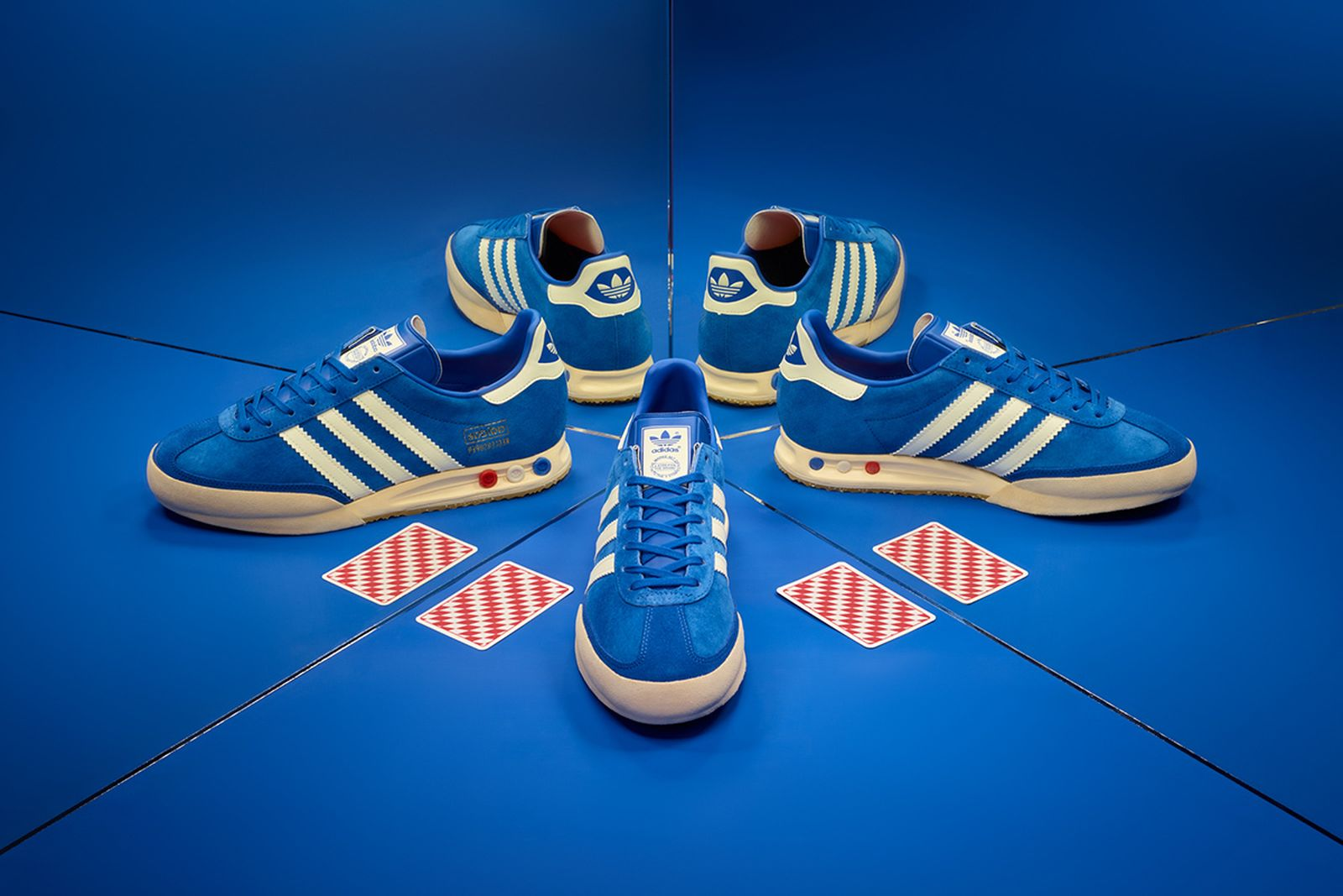 disprezzare abbattersi fusione  size? x adidas Originals Kegler Super: Official Release Info
