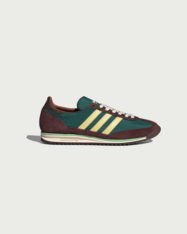 Adidas x Wales Bonner - SL72 Maroon - Image 1