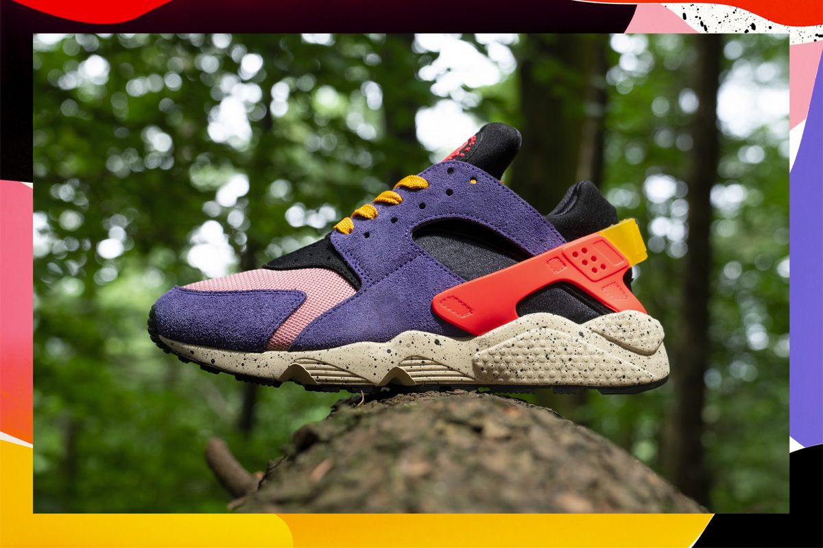 Remembering an ACG Classic With the New size? x Nike Huarache