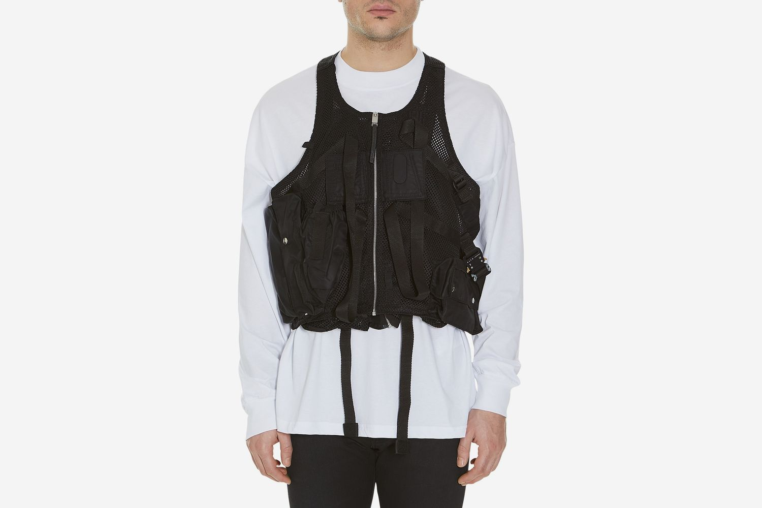 multi Pocket Vest