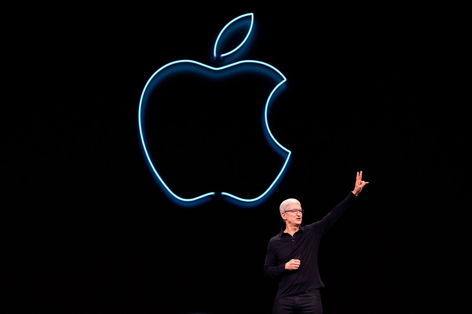 Tim Cook Apple WWDC