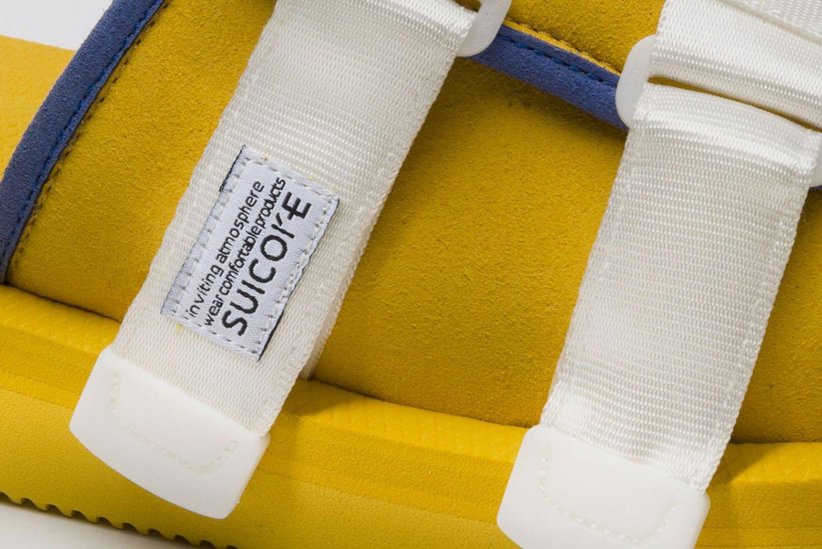 golf wang suicoke kaw cab yellow release date price tyler the creator