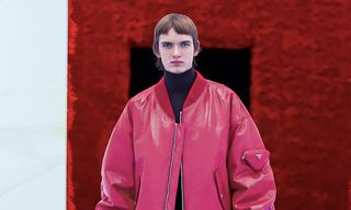 "Prada's FW21 Menswear Collection Was Very … ""Raf"""