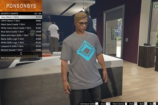 GTA: Online' Update Lets You Wear Fake Supreme, Palace & More