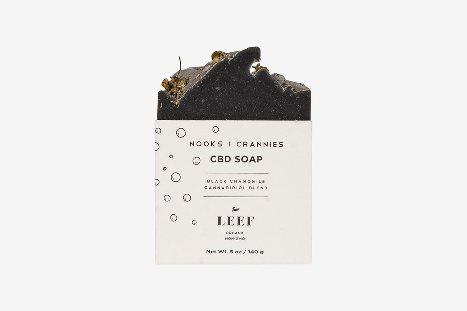 Nooks + Crannies CBD Soap