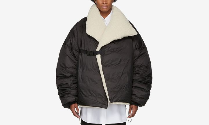 down jackets feature Carharrt WIP Levi's The North Face