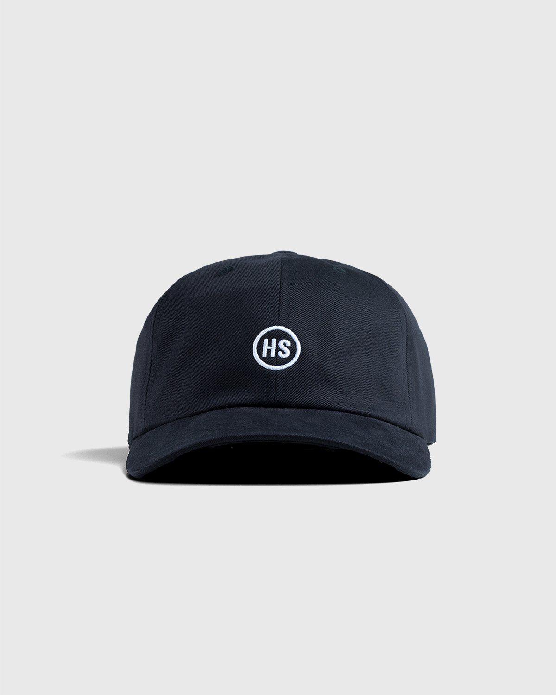 Highsnobiety – Baseball Cap Black - Image 2