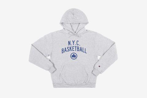 NYC Parks Basketball Hoodie