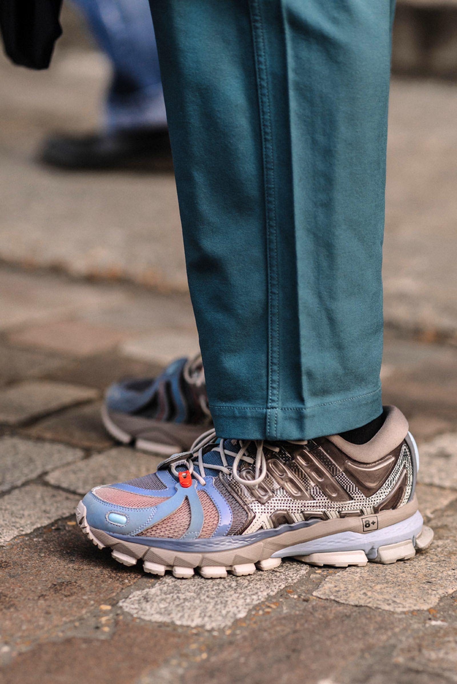 MFW19 London StreetStyle Sneakers AsiaTypek 12 lfwm