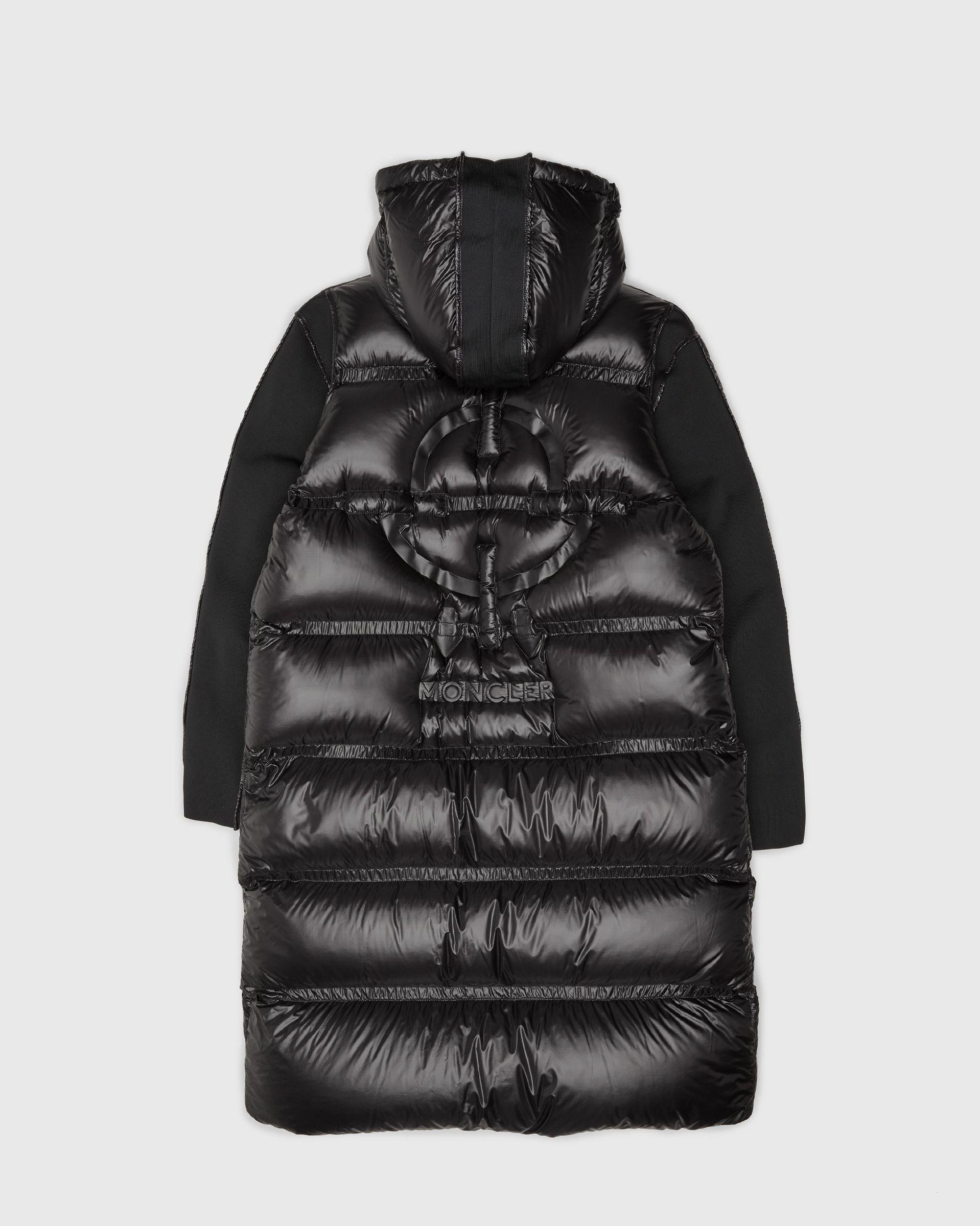 5 Moncler Craig Green - Sullivor Long Coat Black - Image 2